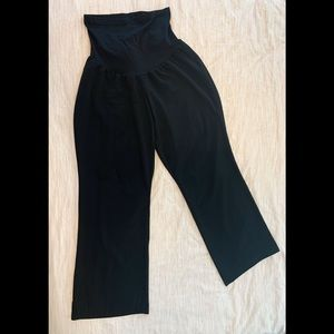Motherhood Maternity Black Dress Pants, Size 1X